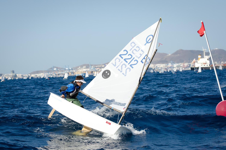 Optimist AECIO Trophy   Gran Canaria Sail in Winter