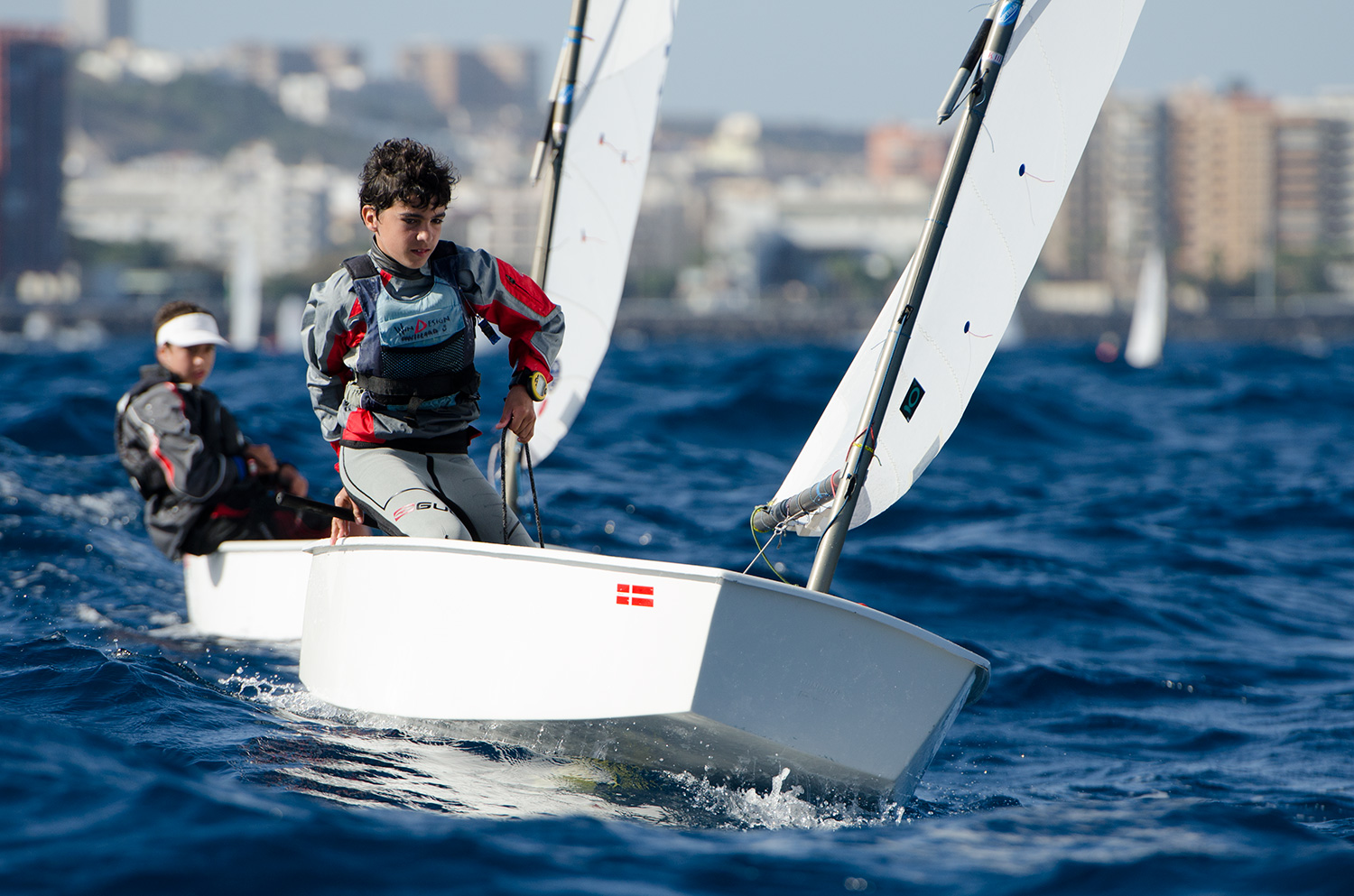 Optimist AECIO Trophy | Gran Canaria Sail in Winter