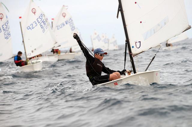 Imagen de archivo del Trofeo AECIO 2013